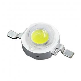 LED HI Power 1W zelena, 120° bez hladnjaka