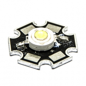 LED HI Power 1W W, 120°