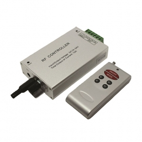 LED kontroler RGB audio kontrola 3x4A, 12/24VDC