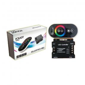 LED kontroler RGB sa daljinskim RF, 3x6A, 12/24VDC