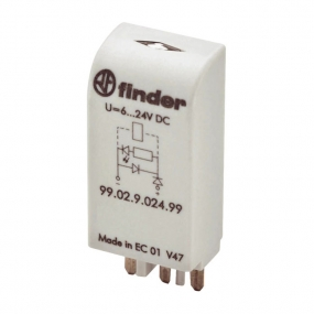 LED modul 99.02.0.024.98, 6-24VAC/DC