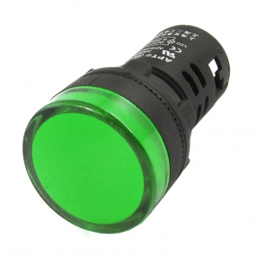 LED signalna sijalica zelena 24V