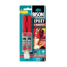 Lepak Bison Epoxy 5min - dupli špric