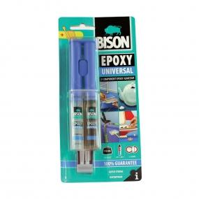 Lepak Bison Epoxy Universal - dupli špric