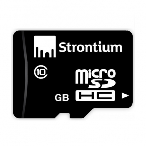 Memorijska kartica Strontium micro SDHC, klasa 10, 64GB