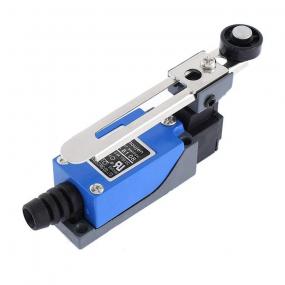 Mikro prekidač sa točkićem i polugom ME-8108, 5A/250VAC