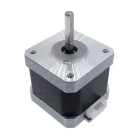 Motor Nema17 step 12VDC, 1.7A