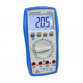 Multimetar PeakTech 2005