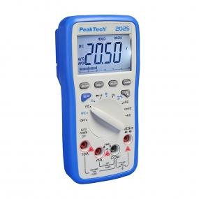 Multimetar PeakTech 2025