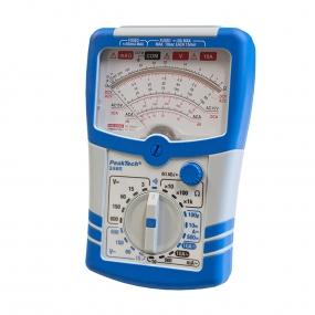 Multimetar PeakTech 3385 analogni
