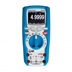 Multimetar PeakTech 3440, loger