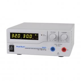 Napajanje PeakTech 1560, 1-32VDC, 0-30ADC