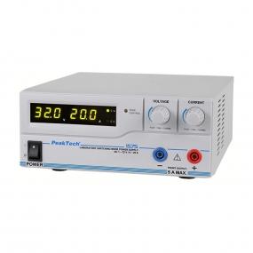 Napajanje PeakTech 1575, 1-32VDC, 0-20ADC, USB