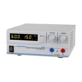 Napajanje PeakTech 1585, 1-60VDC, 0-15ADC, USB