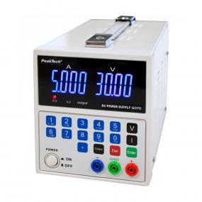 Napajanje PeakTech 6070, 0-30VDC, 0-5ADC