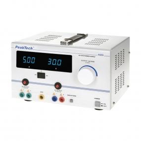 Napajanje PeakTech 6120, 0-30V, 0-5A, AC/DC