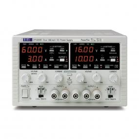 Napajanje TTi CPX200D, 0-60VDC, 0-10ADC, 180W