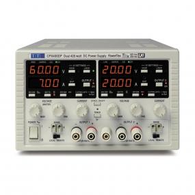 Napajanje TTi CPX400DP, 2x(0-60)VDC, 2x(0-20)ADC, 840W