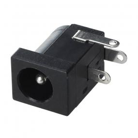 Napojni konektor 2.1/5.5mm print