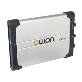 Osciloskop Owon VDS3102 2x100MHz, PC