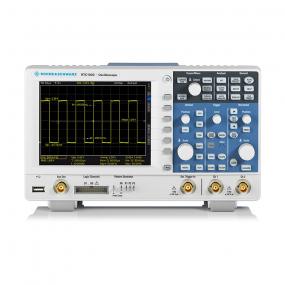 Osciloskop Rohde&Schwarz RTC1K-302 2x300MHz