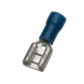 Papučica autobuksna F plava 2.8 mm