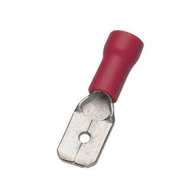 Papučica autobuksna M crvena 2.8 mm