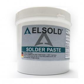 Pasta Elsold AP10 za SMD lemljenja, 500g