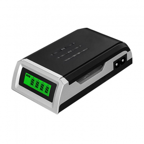 Punjač baterija 4xAA/AAA, Ni-MH, Ni-Cd
