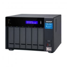 Qnap 006-Bay NAS TVS-672XT-i3-8G
