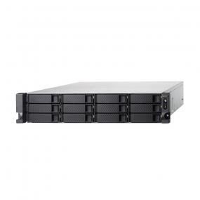 Qnap 012U-Bay NAS TS-1283XU-RP-E2124-8G