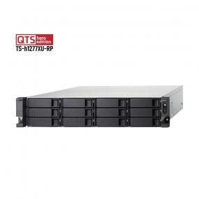 Qnap 012U-Bay NAS TS-h1277XU-RP-3700X-32G