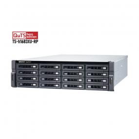 Qnap 016U-Bay NAS TS-h1683XU-RP-E2236-128G