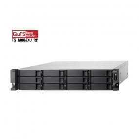 Qnap 018U-Bay NAS TS-h1886XU-RP-D1622-32G