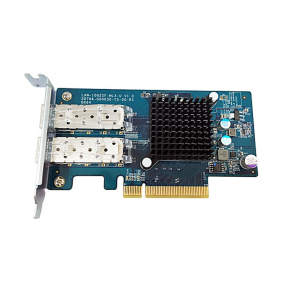 Qnap LAN-10G2SF-MLX Dual-port 10GbE SFP+ network expansion card