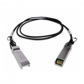 Qnap SFP+ 10GbE twinaxial direct attach cable, 1.5m