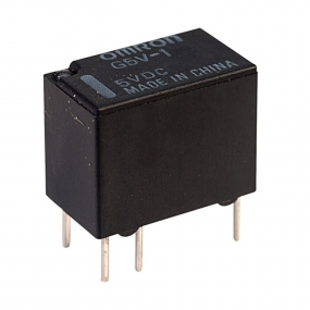 Relej G5V1-5 (5VDC, 1A, 1xM+R)