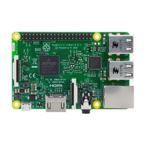RaspberryPi 3 Model B 1GB RAM