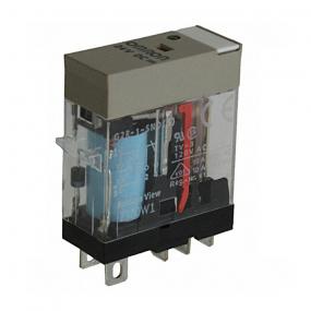 Relej G2R-1-SN 24VDC (24V, 10A, 1x M+R)