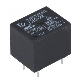 Relej LEG-24 (24V, 10A, 1xM+R)