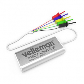 Snimač signala Velleman PCRU01 USB