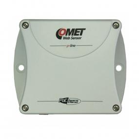 Termohigrometar Comet P8611, Ethernet, PoE