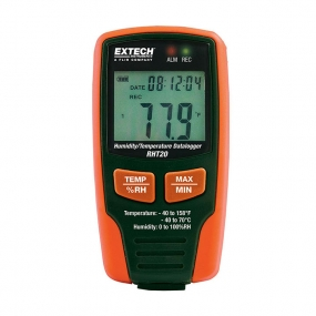 Termohigrometar Extech RHT20