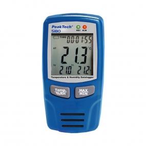 Termohigrometar PeakTech 5180