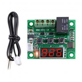 Termostat digitalni 12V, -50 do +110°