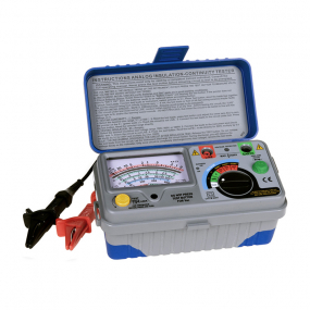 Tester izolacije PeakTech 2675, analogni