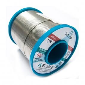 Tinol žica Elsold Sn60/Pb40, 1mm 1kg