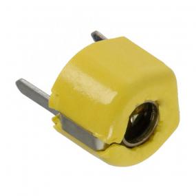 Trimer kondenzator 12-40pF, 100V, žuti