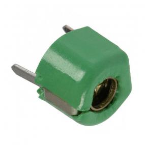 Trimer kondenzator 9-30pF, 100V, zeleni