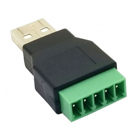 USB AM 5pin sa klemom